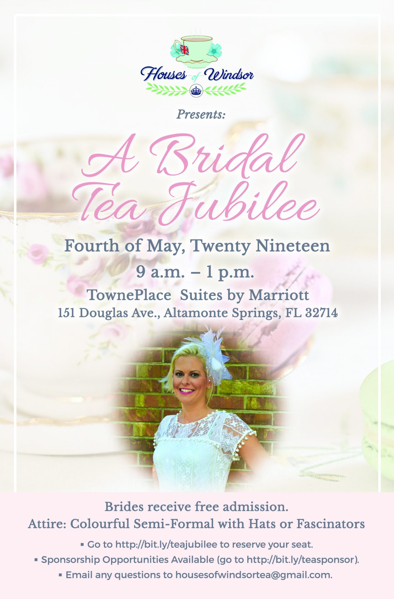 Jubilee Flyer