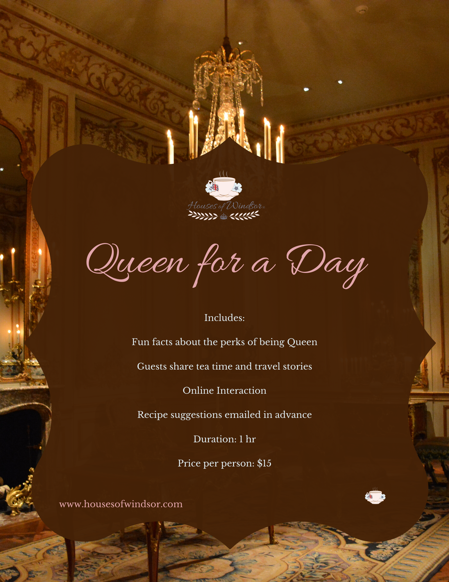 Queen for a Day theme