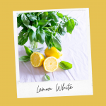 Delightful Lemon White