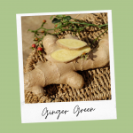 Energizing Ginger Green