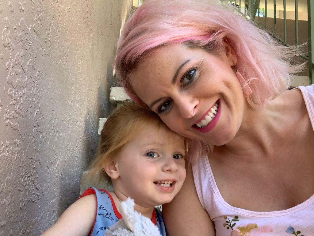 Amy & Piper