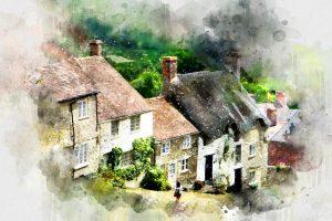England Watercolour